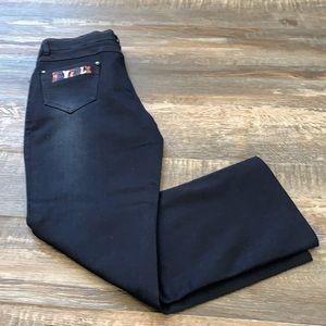 🔥New Beverly dark jeans
